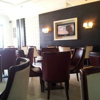 Photo taken at Mozart Café by Omar N. on 3/28/2014