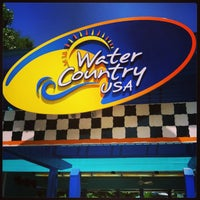 Photo taken at Water Country USA by Ralph 👽 A. on 6/15/2013