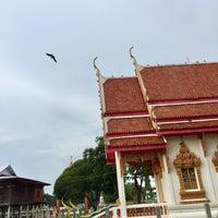 Photo taken at วัดทรงศิลา by Muai K. on 5/23/2017
