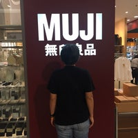 Photo taken at MUJI by Muai K. on 4/17/2017