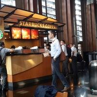 Photo taken at Starbucks by Wonjoon L. on 11/20/2014