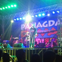 Photo taken at Panagdait Davao Benefit Concert by Dolor L. on 3/22/2013