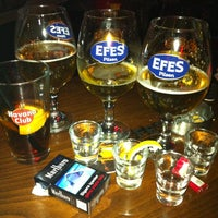 Photo taken at Barduck by Emre on 3/30/2013
