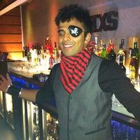 Photo taken at Rix's Bombay Cafe & Bar by Rix's B. on 1/8/2013