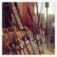 Photo taken at Fishing Headquarters by RUSS on 3/31/2013