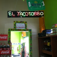 Photo taken at Taco Torro by RUSS on 10/17/2012