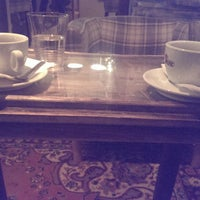 Photo taken at Cafe Magia by Wojciech G. on 1/9/2014