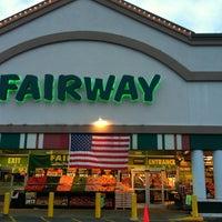 Photo taken at Fairway Market by Emily M. on 1/9/2013