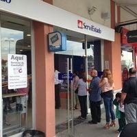 Photo taken at BancoEstado by Juan Carlos A. on 3/8/2013