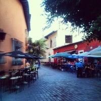 Photo taken at La Plazuela del Zacate by YuRi N. on 5/4/2013