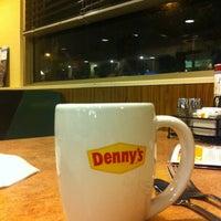 Photo taken at Denny's by Jordan M. on 4/14/2013