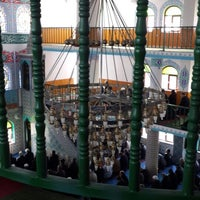 Photo taken at Ulu Cami by Emirhan A. on 1/17/2014