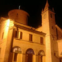 Photo taken at Madonna di Puianello by Riccardo M. on 8/5/2013