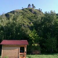 Photo taken at Золоторудная by Elena S. on 7/18/2013