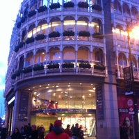 Photo taken at St Stephen's Green Shopping Centre by Edgaras on 1/23/2013