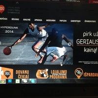 Photo taken at SportPoint by Edgaras on 7/23/2014