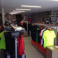 Photo taken at SportPoint by Edgaras on 3/29/2014