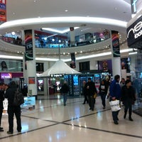 Photo taken at Jervis Shopping Centre by Edgaras on 1/30/2013