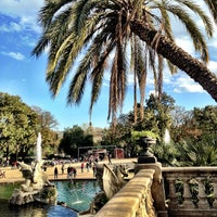 Foto tirada no(a) Parc de la Ciutadella por Amina B. em 4/1/2013