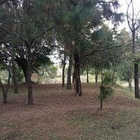 Photo taken at Zona Forestal Lomas de Zapopan by Dave L. on 1/17/2013