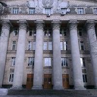 Photo taken at КНЕУ / Київський національний економічний університет ім. В. Гетьмана by Jane T. on 1/9/2013