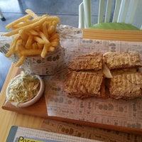 Photo taken at Food 101 by Alenka K. on 6/13/2013