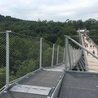 Photo taken at Consol Energy Bridge by Martin P. on 7/23/2017