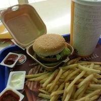 Photo taken at Burger King by Samet D. on 2/28/2014