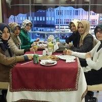 Photo taken at SeoS Cafe&Restaurant by Emine I. on 12/7/2013