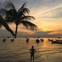 Photo taken at Seashell Resort Koh Tao by Thanit T. on 5/5/2015
