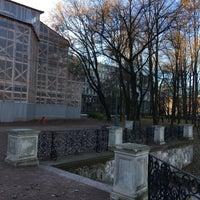 Photo taken at Дача Громова by Tina M. on 11/9/2017