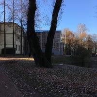 Photo taken at Дача Громова by Tina M. on 11/1/2017