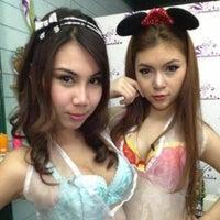 Photo taken at Nude Resort Club & Karaoke by sumetee ณ. on 7/31/2013