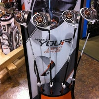 Photo taken at Golfsmith by Andrew M. on 2/18/2013