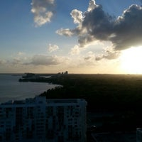Photo taken at Brickell Town Houses by Vivian B. on 3/17/2014