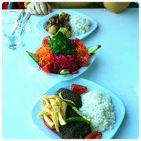 Photo taken at Piazza Ulutan Et Lokantası by Aslihan B. on 11/7/2014