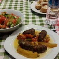Photo taken at Piazza Ulutan Et Lokantası by Aslihan B. on 10/24/2014