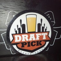 Photo taken at Draft Pick by Antonio F. on 3/13/2013