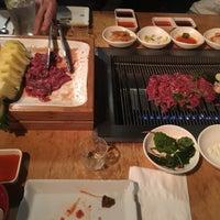 Photo taken at Wharo Korean BBQ by Nitzan B. on 2/19/2017