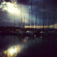 Photo taken at Setur Yalova Marina by Merve A. on 1/5/2013