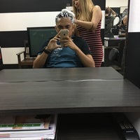 Photo taken at Kubota@Beauty Saloon by Rezwan M. on 9/18/2017