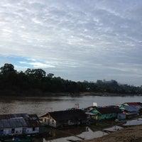 Photo taken at Port Muara Teweh by Hasbi T. on 1/12/2013