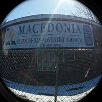 Photo taken at Macedonia SDA Church by Chris M. on 3/9/2013