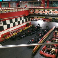 Photo taken at King Center - Go-Kart & Bowling by Marco M. on 10/30/2015