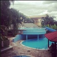 Photo taken at Hotel Vilage Inn by Felipe M. on 1/14/2013