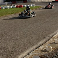 Photo taken at Kartódromo Internacional de Palmela by Sofia A. on 8/1/2013