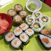 Photo taken at Wasabi I Sushi by Sofia A. on 7/14/2013