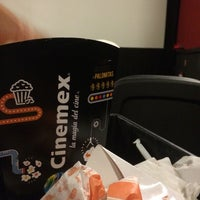 Photo taken at Cinemex MacroPlaza Tijuana by Karmen D. on 7/24/2016