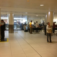 Photo taken at Security/Passport Control - T3 by Philippe P. on 7/13/2013