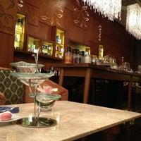 Photo taken at Kempinski Grand Hotel by Noreemor on 1/19/2013